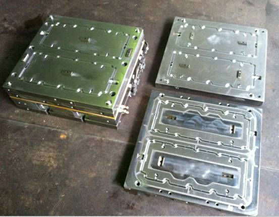 Double Engine Seal Ring Mold